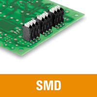 1.5 mm² (AWG 16) - Pitch 3.50 mm - SMD Reflow Solder Connection - LSF-SMD 3.5