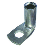Angled compression cable lugs, 90°