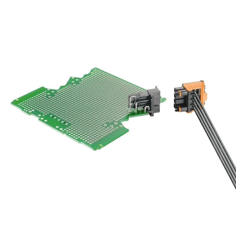 Anschlusstechnik für CH20M-Gehäuse
