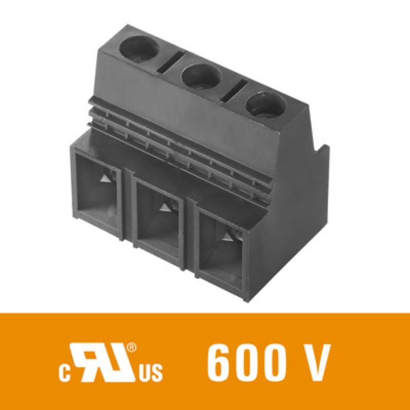25 mm² (AWG 4) - Raster 15,00 mm - LX 15.00 mit Prüfabgriff