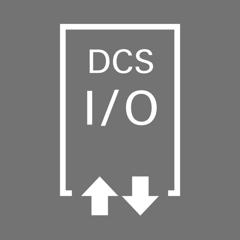 DCS marshalling
