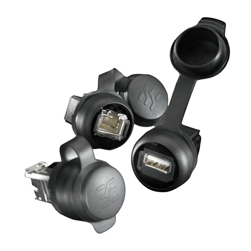 FrontCom<sup>®</sup> Micro IP65 service interface