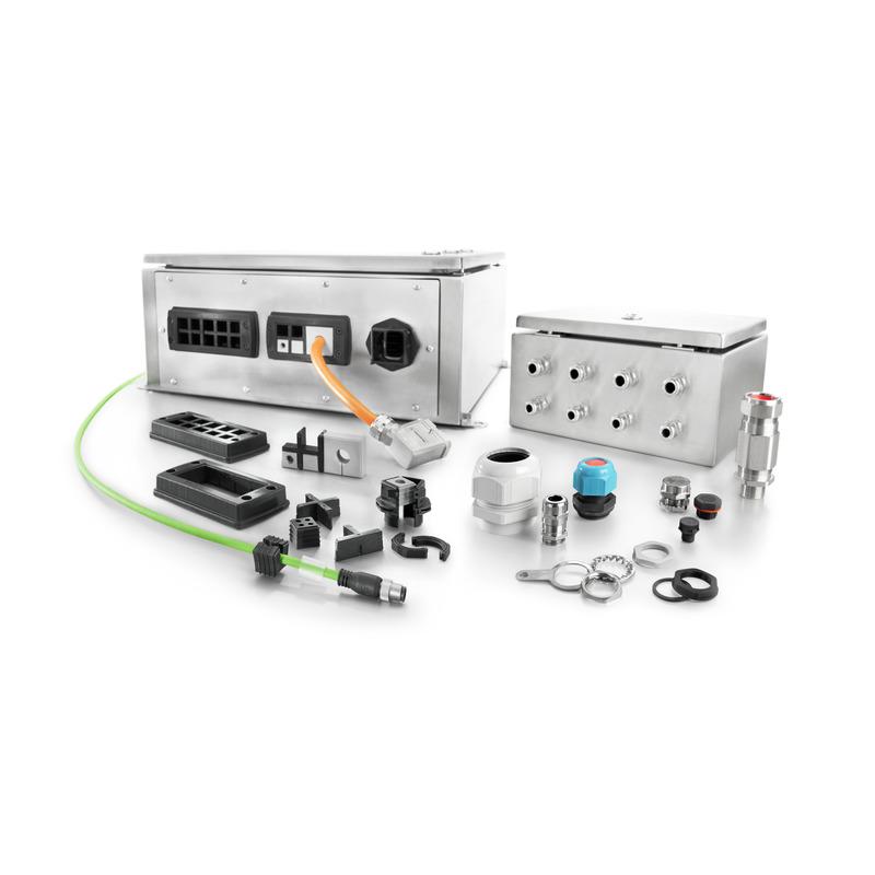 Kabeleinführungssysteme und Komponenten