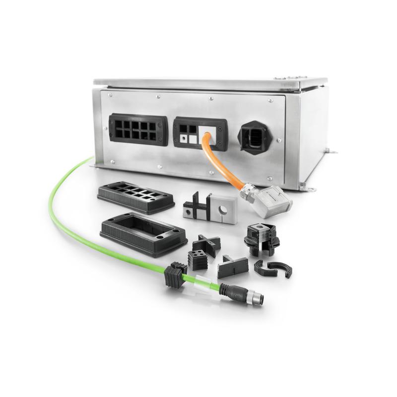 Cabtite - flexibel und sicher vorkonfektioniert Leitungen einführen