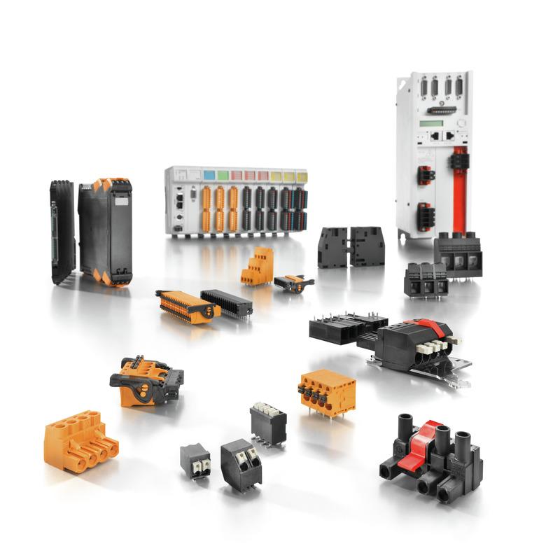 PCB Terminals and Connectors