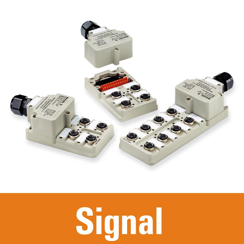 Signal distributors