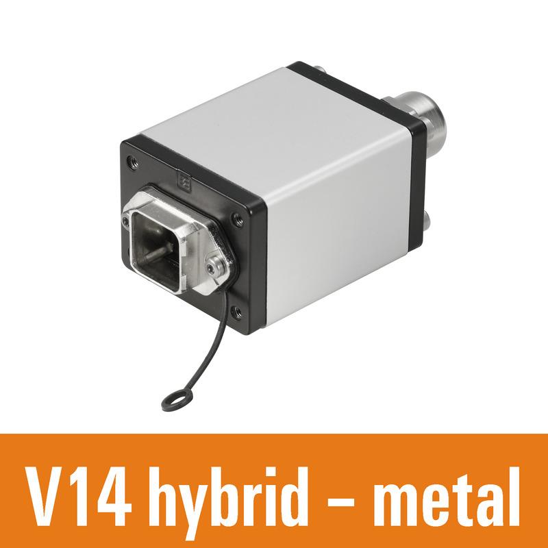 V14 hybrid - metal
