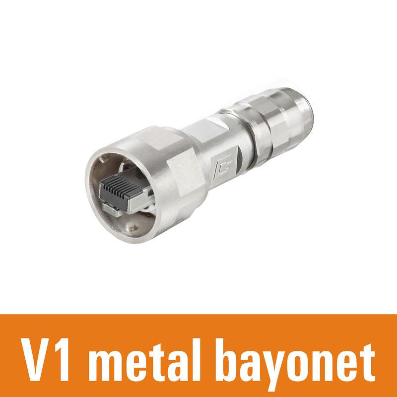 V1 metal bayonet