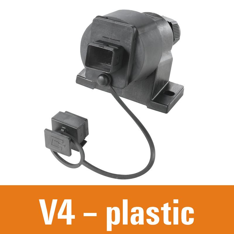 V4 - plastic
