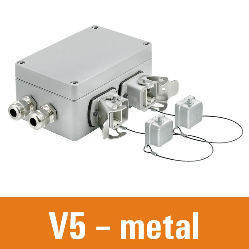 V5 - metal