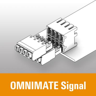 PCB connectors - OMNIMATE Signal