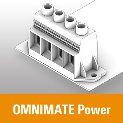 PCB terminals - OMNIMATE Power