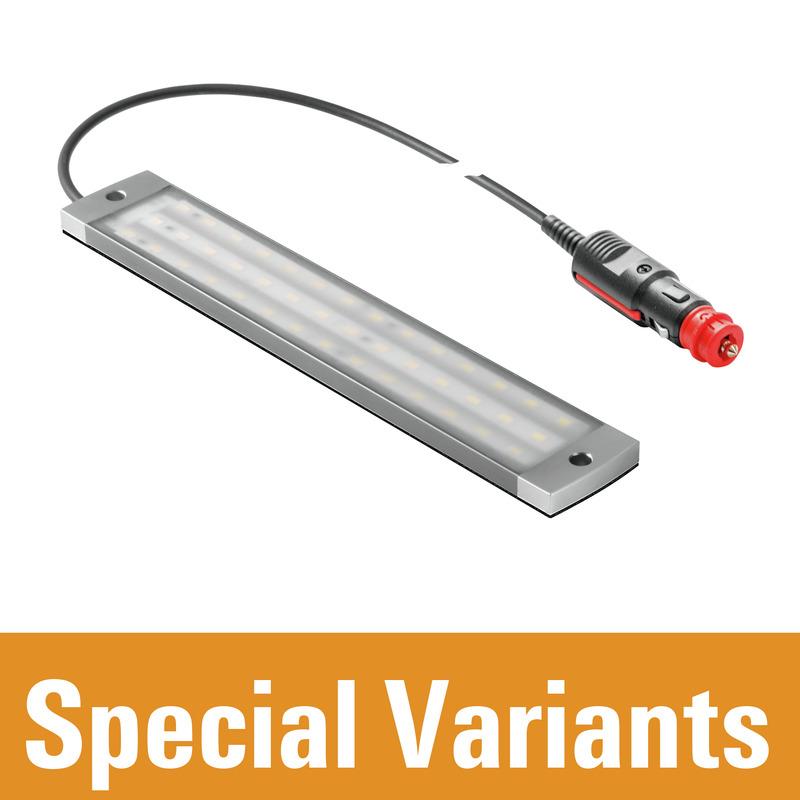 Special variants