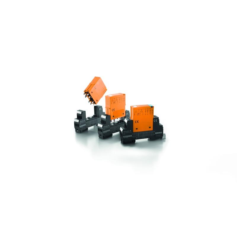 2-teiliger, steckbarer Überspannungsschutz, VSPC SERIE