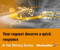 WEIDMULLER Accessory 1521530000 End Plate A Series Weidmuller A Series Feed-Through Terminal Blocks