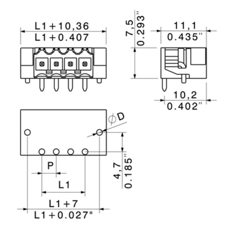 SL-SMT 3.50/15/90RF 1.5SN BK BX