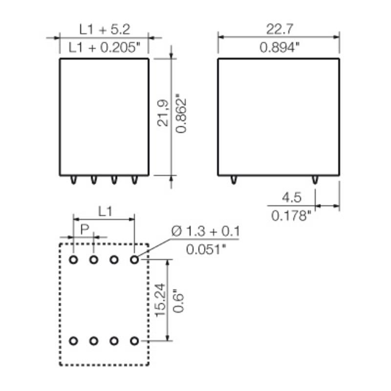 SCD-THR 3.81/24/180G 3.2SN BK BX