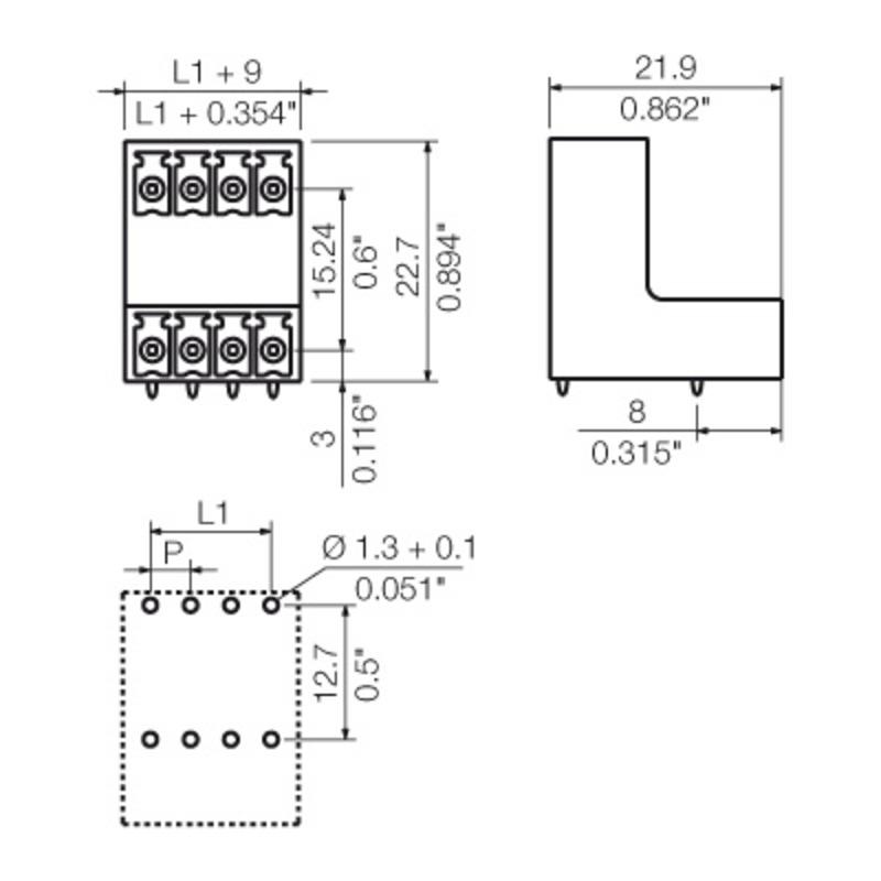 SCDV-THR 3.81/08/90G 3.2SN BK BX