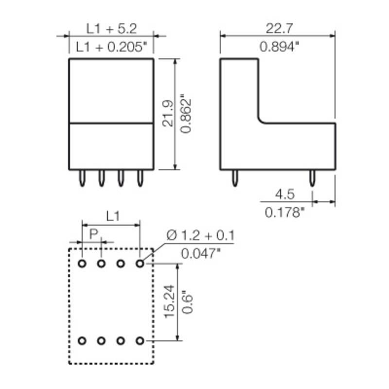 SCDV 3.81/12/180G 3.2SN OR BX
