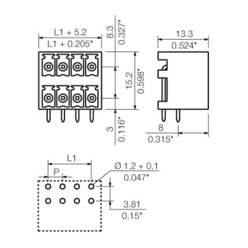 SCDN 3.81/18/90G 3.2SN OR BX