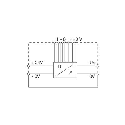 RS D8-U +-10V