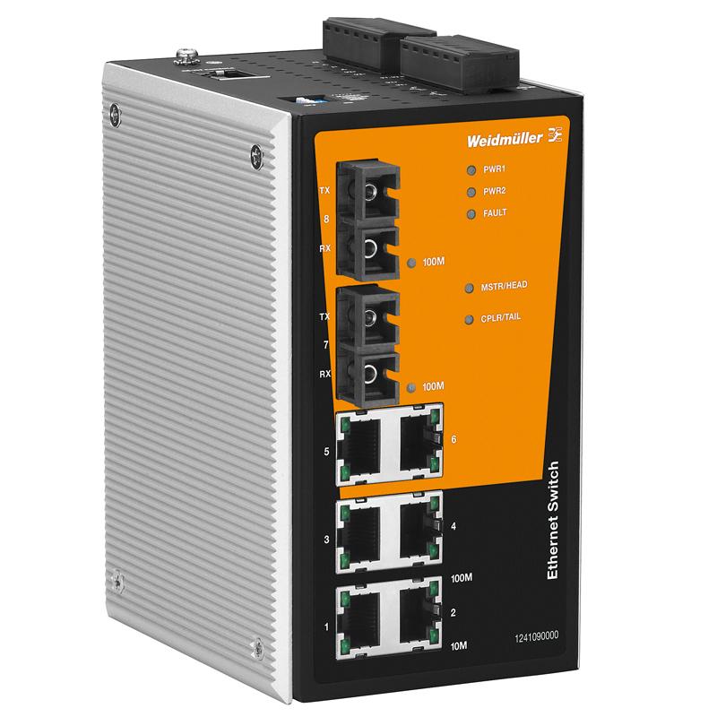 IE-SW-PL08M-6TX-2SCS