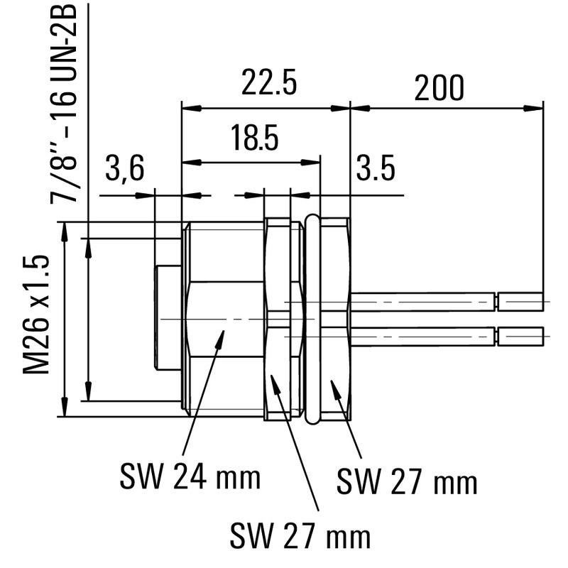 SAIE-7/8B-3-0.2U-H