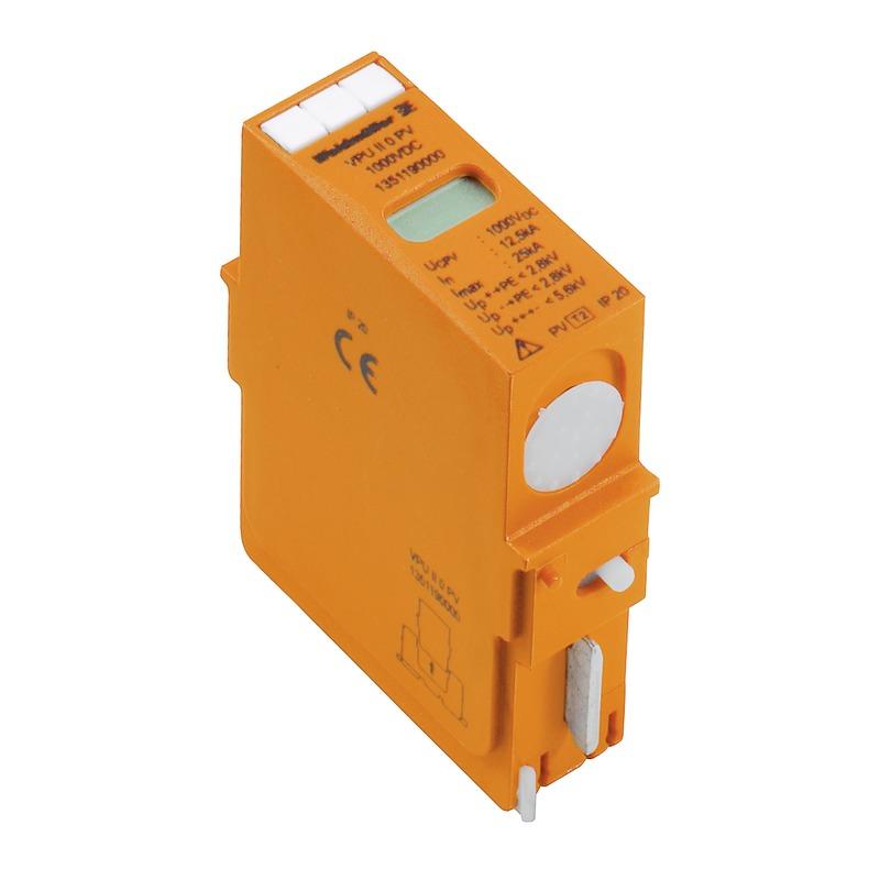 VPU II 0 PV 1000V DC
