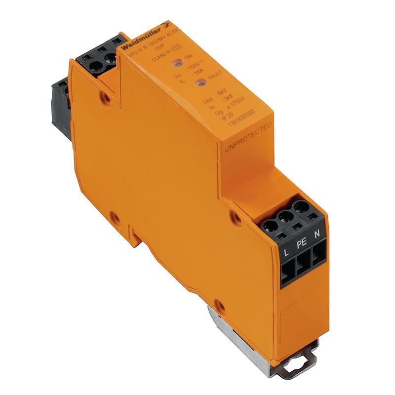 VPU III R 120V/6KV AC/DC
