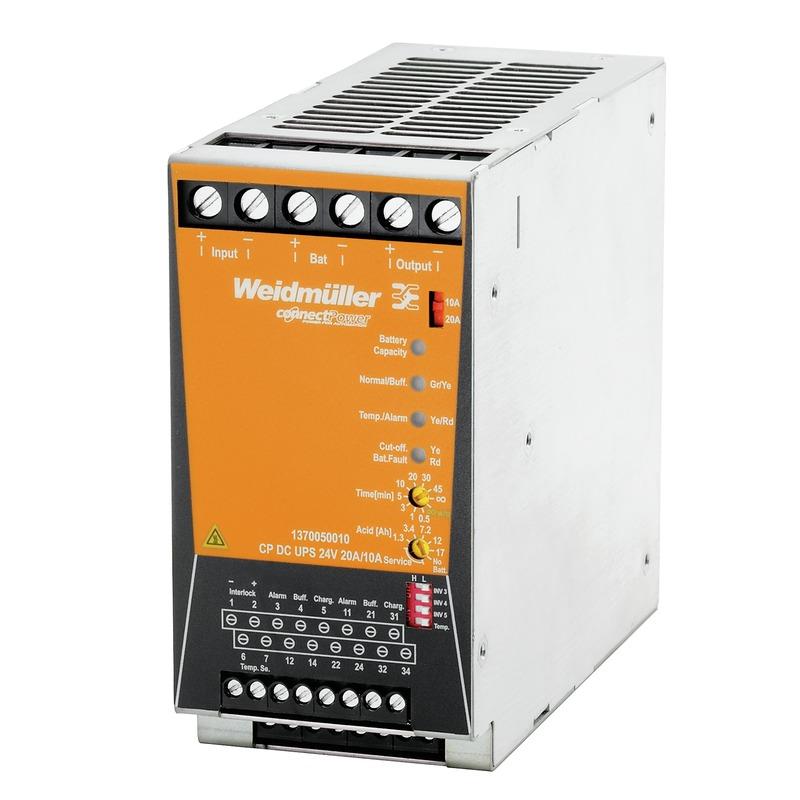 CP DC UPS 24V 20A/10A