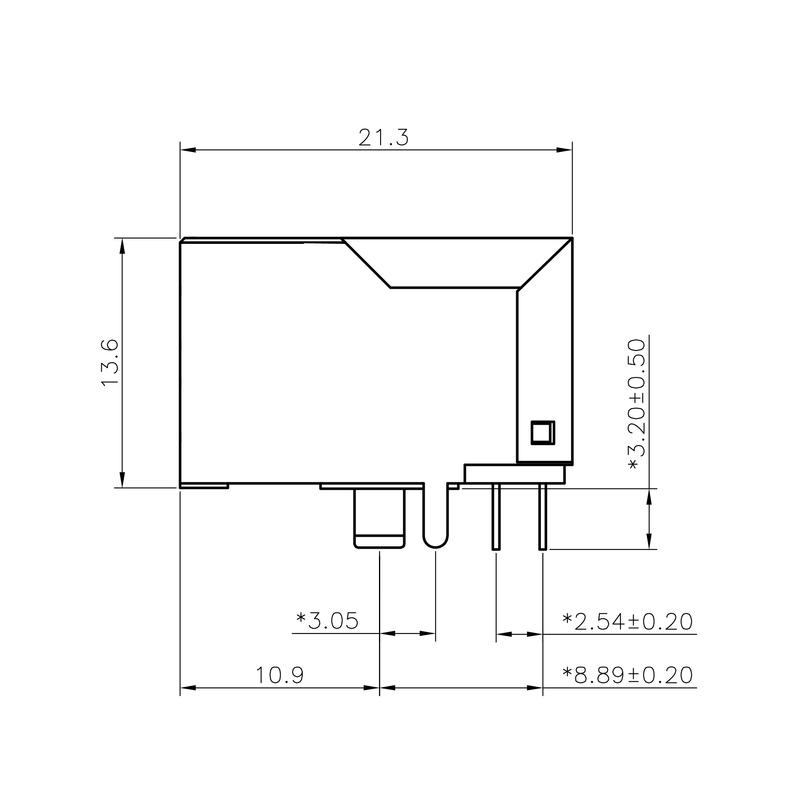 RJ45C5 T1D 3.3N4N TY
