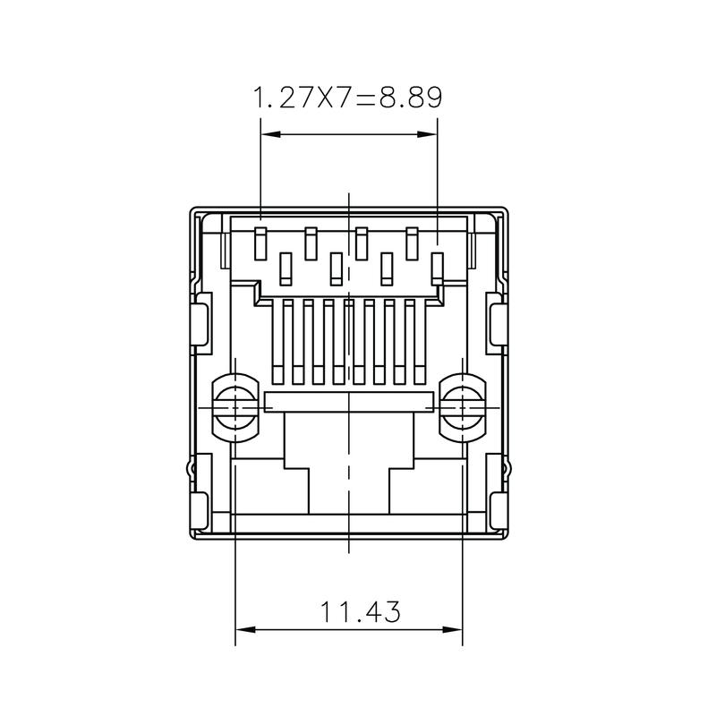RJ45C5 T1V 3.2N4N TY