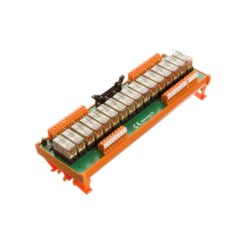 RSM-16 24VDC 1NO + C S
