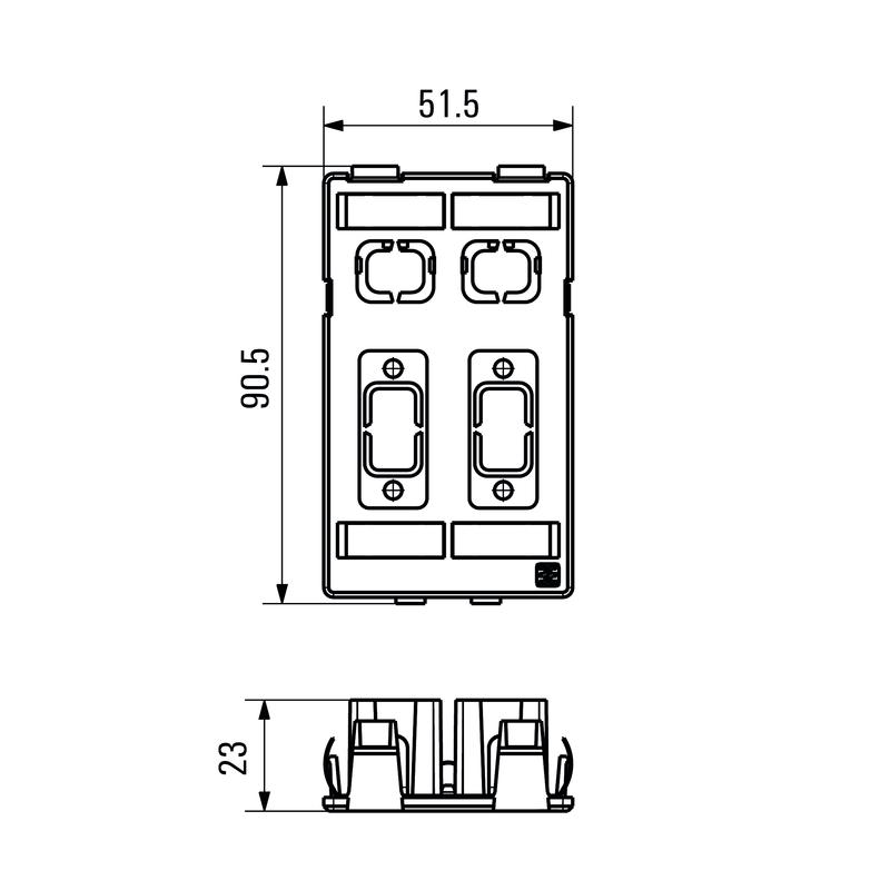 IE-FC-SP-2ST/2D9