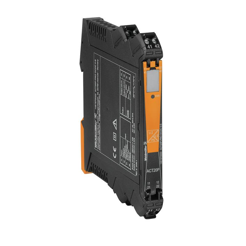 signal converter and process monitoring - ACT20P