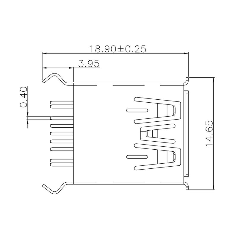 USB3.0A R1V 3.0N2 TY BL