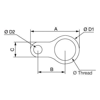 EA-RING MS/M75 SC