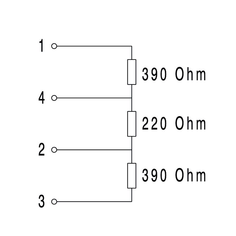 SAIEND PB M12 4P B-COD