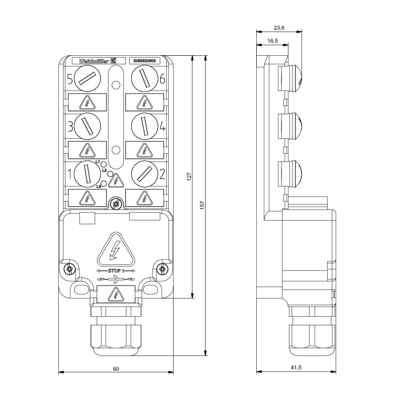 SAI-6-M-MVV-M12 S-COD