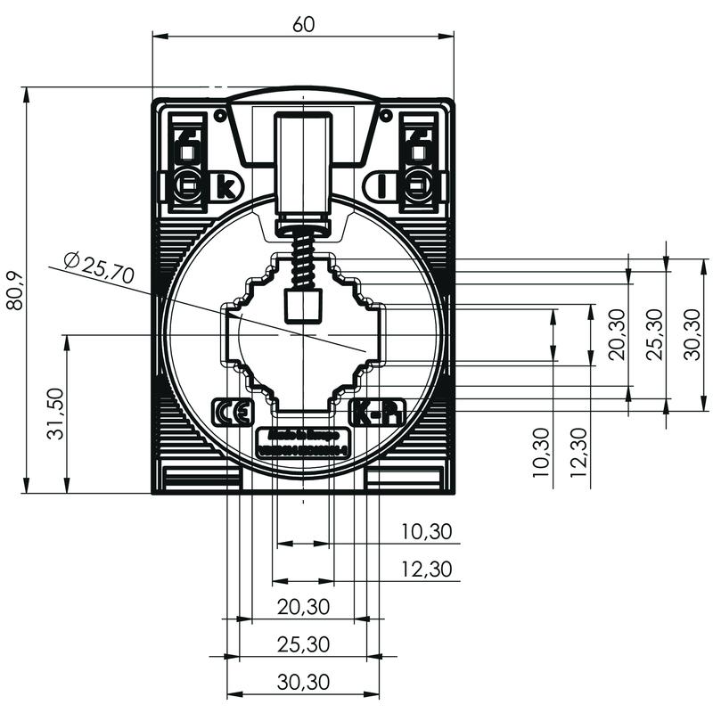 CMA-31-150-5A-2,5VA-0,5