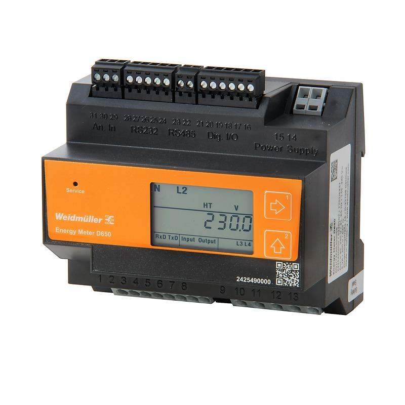 ENERGY METER D650