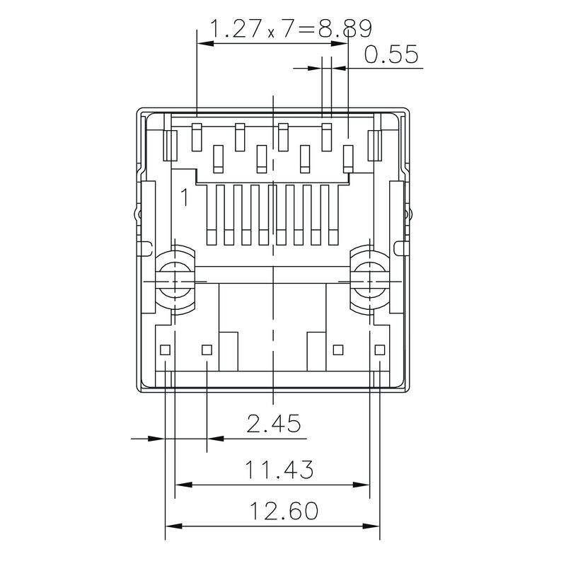 RJ45C5 R1V 3.2N4G/Y TY