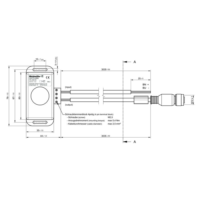 WIL-BM-SK-M12-3.0U