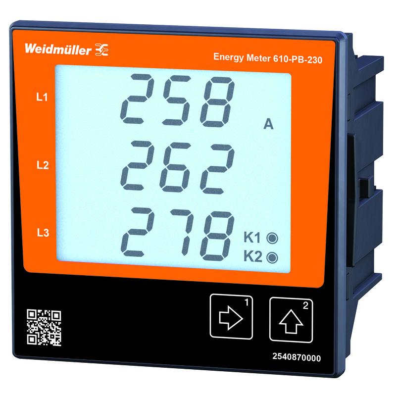 ENERGY METER 610-PB-230