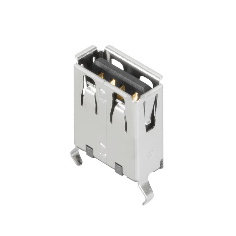 USB2.0A R1V 2.5N4 TY BK