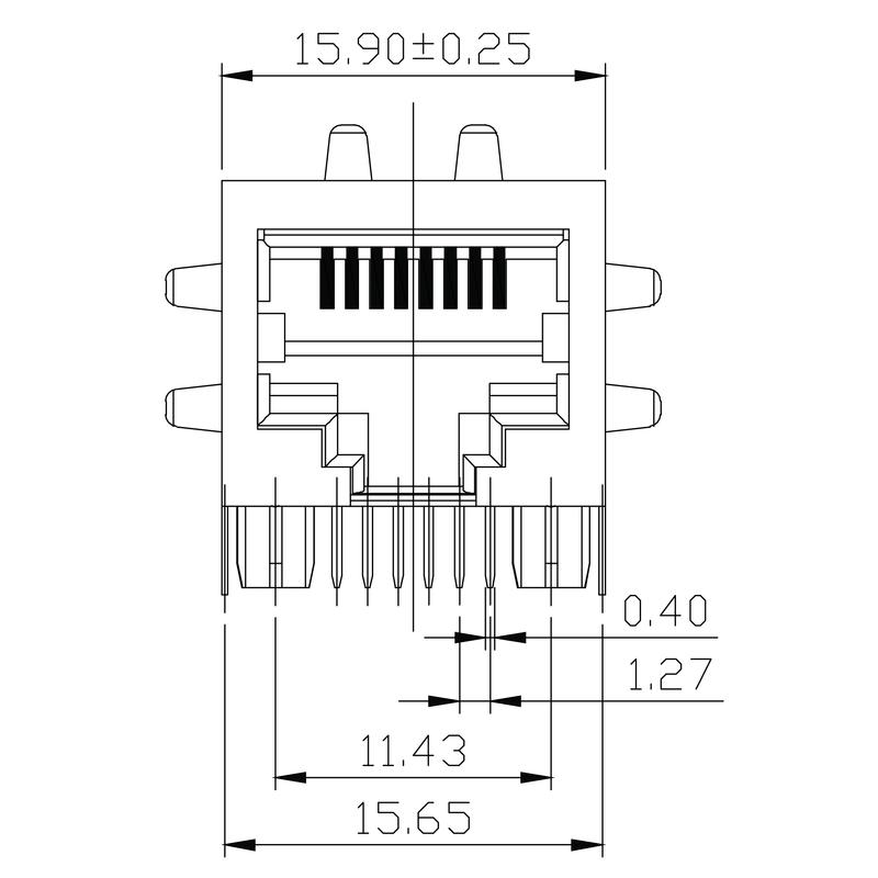 RJ45M R1D 3.2E4N RL