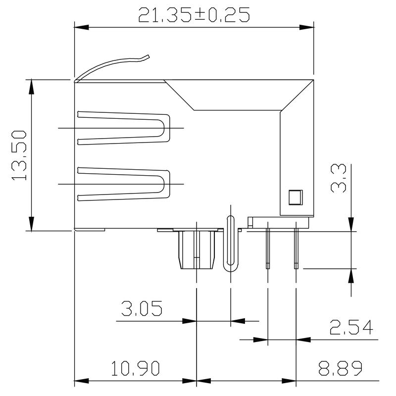 RJ45G1 R1D 3.2E4N RL