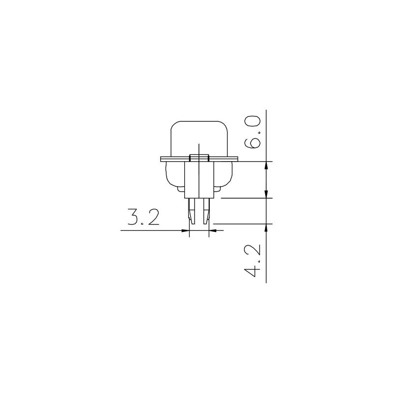 D-SUB F6.1 T09VU 3.2B2 TY BK