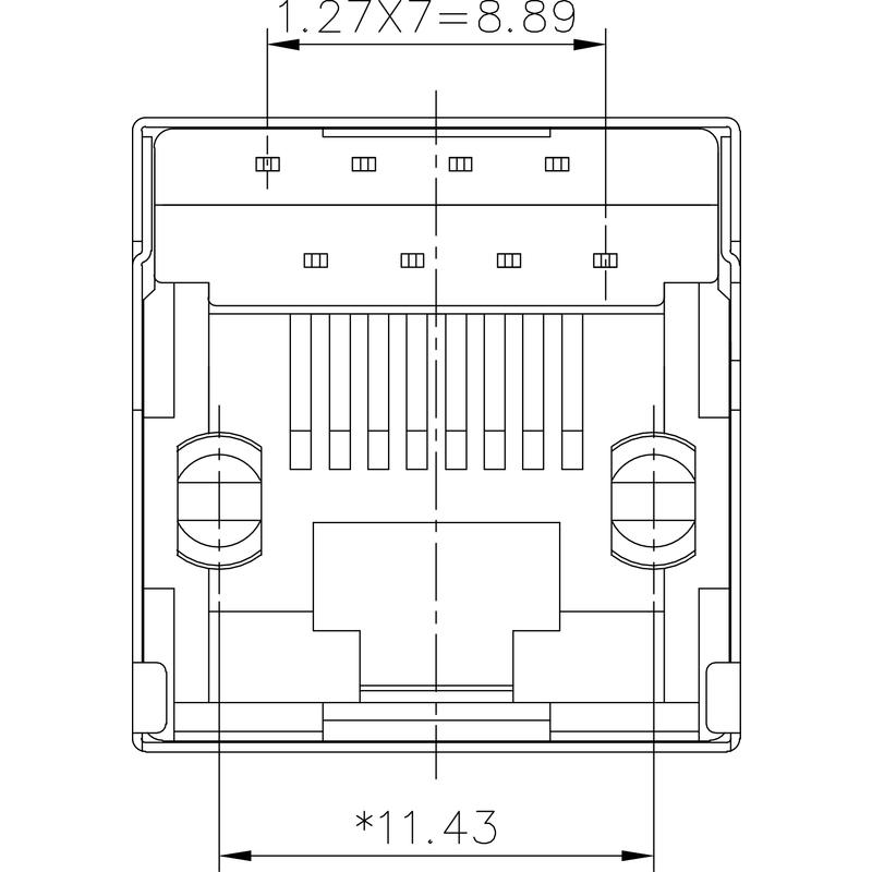 RJ45C6 R1V 3.2N4N TY