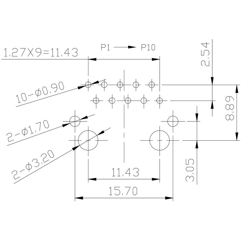 RJ45MP R1D 3.3E4N RL